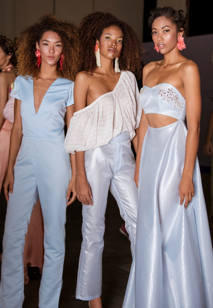 Lidia Minota Fashion Week Backstage-5944